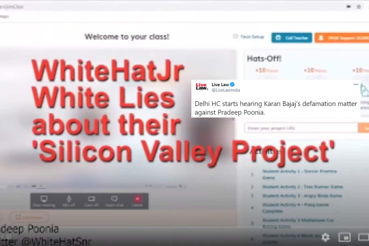 WhiteHat Jr's Founder Slaps Rs 20 Crore Lawsuit Against 'Whistleblower': All You Need to Know