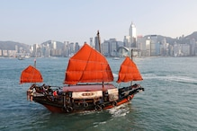 Local Tourism Keeps 'Symbol of Hong Kong' Junk Boat Afloat After Pandemic Brings Down Foreign Clients