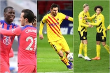 Football Match Today in UEFA Champions League: Chelsea, Barcelona, Dortmund Look to Advance
