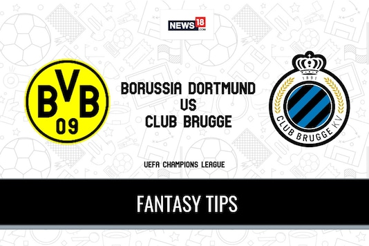 UEFA Champions League 2020-21 Borussia Dortmund vs Club Brugge Fantasy Tips