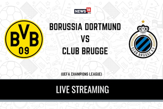 UEFA Champions League 2020-21 Borussia Dortmund vs Club Brugge LIVE Streaming