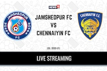 ISL 2020-21 Jamshedpur FC vs Chennaiyin FC Live Streaming: When and Where to Watch Live Telecast, Timings in India, Team News