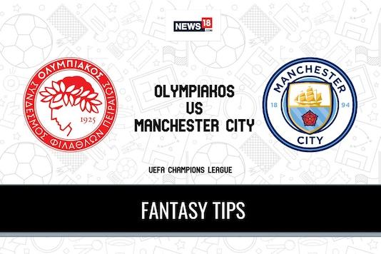 UEFA Champions League 2020-21 Manchester City vs Olympiakos  FANTASY TIPS