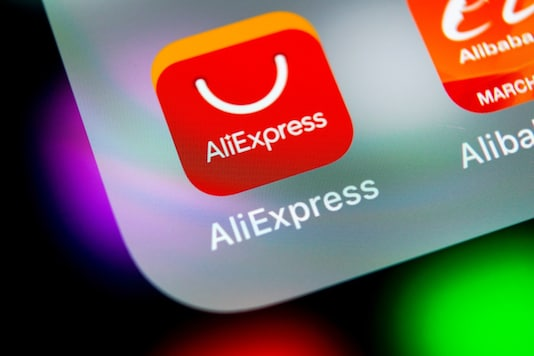 Alibaba and its apps banned