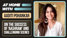 Aaditi Pohankar On The Success Of Aashram, Learning Wrestling in 4 Days and Aashram Season 2