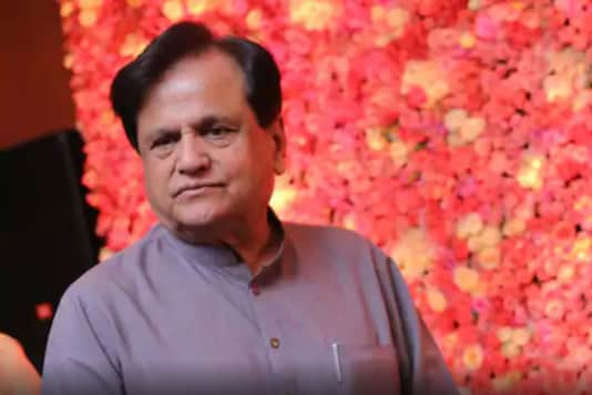 File photo of late Congress leader Ahmed Patel. (Getty Images)