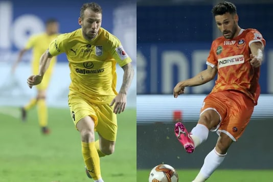 FC Goa and Mumbai City FC (Photo Credit: ISL)
