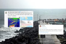 #StopHindiImposition: Tamilians Furious after Met Dept Tweets Cyclone Nivar Updates in Hindi Only