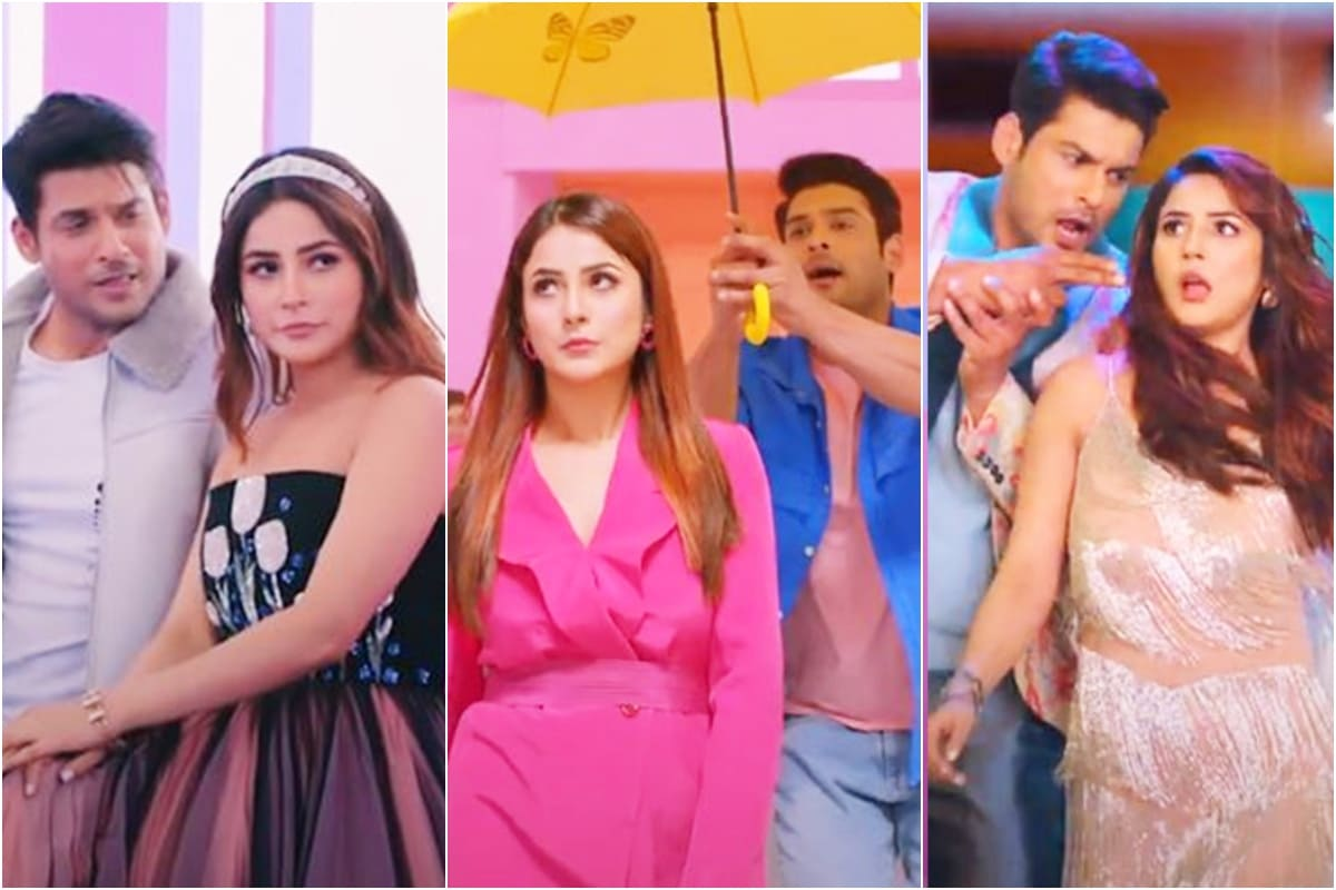 Shona Shona: Sidharth Shukla Tries to Woo Shehnaaz Gill in New Song by Tony and Neha Kakkar