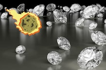 Scientists Produce Diamonds in Lab Within Minutes by Using the Force of an Asteroid Collision