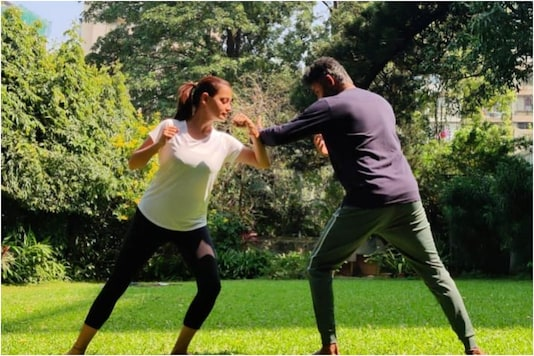 Kalaripayattu is Dia Mirza's New Fitness Routine, All You Need to Know About This Martial Arts Form