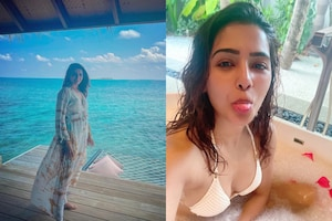 Samantha Akkineni's Maldives Vacation Pictures Go Viral