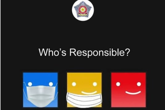 How to Wear a Mask Properly? Mumbai Police is Here to Demonstrate with Help of Netflix