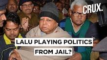 Lalu Yadav Tapes: BJP Accuses Lalu Prasad Yadav of Poaching MLAs