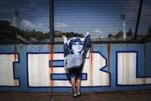Argentina's Football Fans Weep for Superhero Diego Maradona