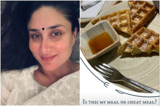 Pregnant Kareena Kapoor Khan Binges on Waffles, Asks Fans 'Is This My Cheat Meal?'