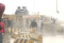 Braving Tear-Gas Shells, Water Cannons, Farmers' Rally Against the New Farm Laws