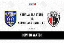 ISL 2020-21: How to Watch Kerala Blasters FC vs NorthEast United FC Today's Match on Hotstar, JioTV Online