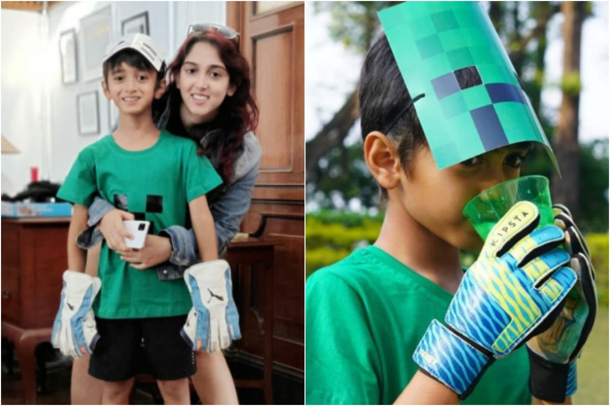Aamir Khan's Son Azad Turns 9, Ira Khan Shares Pics from Theme Birthday  Party