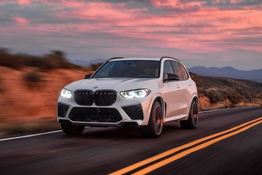 All-New BMW X5M