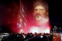 Naples' Mayor Begins Process to Rename San Paolo Stadium After Diego Maradona