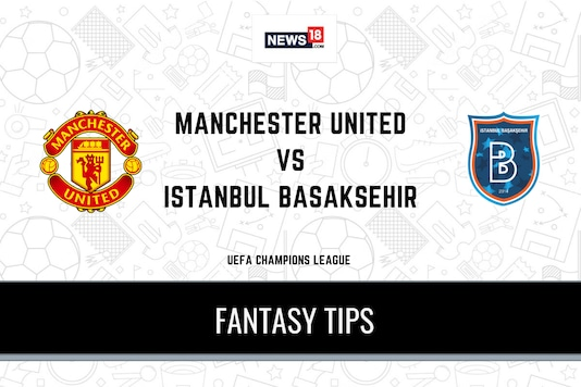 UEFA Champions League: Manchester United vs Istanbul Basaksehir