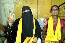 Taxi Driver's Wife, Woman who Irons Clothes for Living Contest GHMC Polls on TDP Ticket