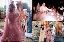 Inside Pics, Videos from Priyanshu Painyuli, Vandana Joshi's Fun Wedding Ceremony