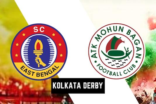 ISL: SC East Bengal vs ATK Mohun Bagan