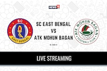 ISL 2020-21 SC East Bengal vs ATK Mohun Bagan Live Streaming: When and Where to Watch Live Telecast, Timings in India, Team News