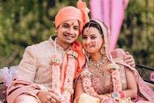 Priyanshu Painyuli Marries Longtime Girlfriend Vandana Joshi in Dehradun; See Pics