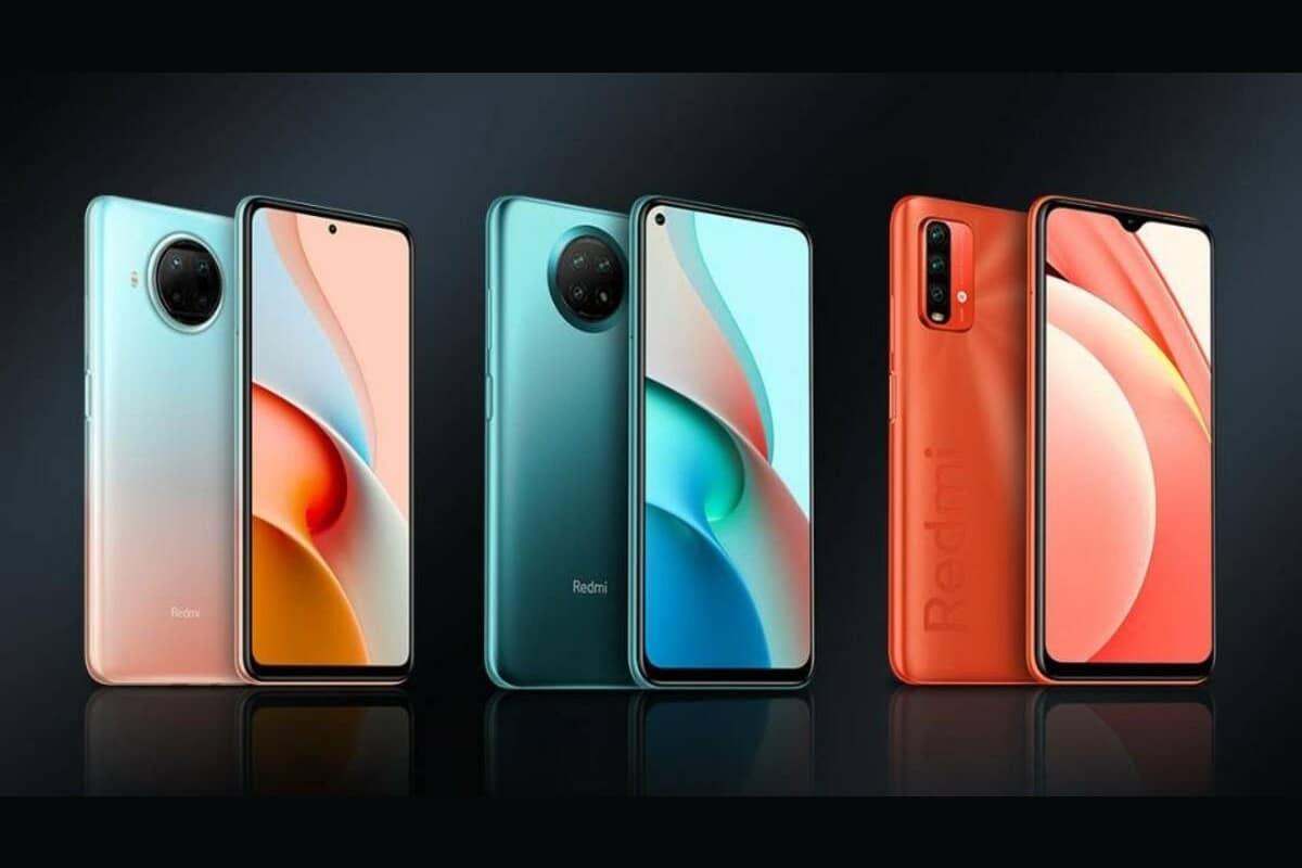 Redmi Note 9 Pro 5g Redmi Note 9 5g Launched All Specs Prices Expected India Launch