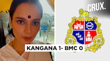 Bombay High Court Quashed The BMC Notice To Demolish Kangana Ranaut's Office In Mumbai