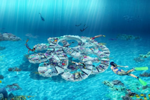 Florida to Get a Unique Underwater Park that Will also Revive the Dying Corals
