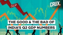 Despite a Contraction of -7.5% Why Are Economists Still 'Cautiously Optimistic' About India's GDP?