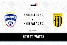 ISL 2020-21: How to Watch Bengaluru FC vs Hyderabad FC Today's Match on Hotstar, JioTV Online