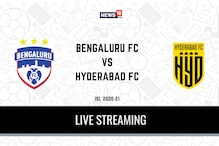ISL 2020-21 Bengaluru FC vs Hyderabad FC Live Streaming: When and Where to Watch Live Telecast, Timings in India, Team News