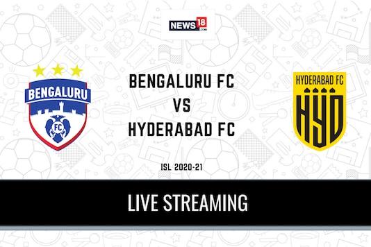 ISL: Bengaluru FC vs Hyderabad FC,