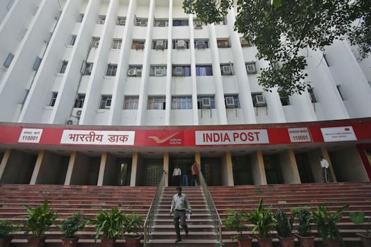 File photo of India Post office.