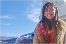 Yami Gautam Begins Birthday by Seeking Blessings at a Temple in Kangra