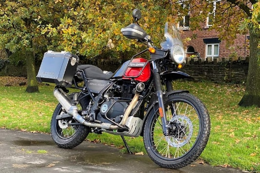 Royal Enfield Himalayan Adventure Edition