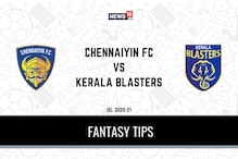 CFC vs KBFC Dream11 Predictions, ISL 2020-21, Chennaiyin FC vs Kerala Blasters FC: Playing XI, Football Fantasy Tips