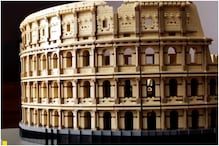 Lego Rolled Out Intricate 9,000-piece Model of Roman Colosseum on Black Friday, it's Sold Out Already