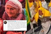 No, Kangana Ranaut, Shaheen Bagh 'Dadi' is Not in Viral Photo of Women Marching for Farmers' Protest