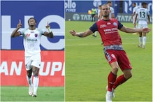 ISL 2020-21: Maurico Nets a Brace as Odisha FC Salvage a Points Against Jamshedpur FC, In Pics