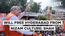 Amit Shah Vows To Convert Hyderabad Into Mini India As The City Polls Get National Flavour