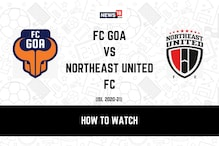 ISL 2020-21: How to watch FC Goa vs NorthEast United Today's match on Disney+ Hotstar, JioTV Online