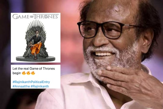 Thalaiva fans can't wait for Rajinikanth to announce his decision about his political future ahead of Tamil Nadu elections in 2021   Image credit: PTI/Twitter