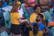 All You Need to Know About the Couple Whose Marriage Proposal During India's 2nd ODI vs Australia Went Viral