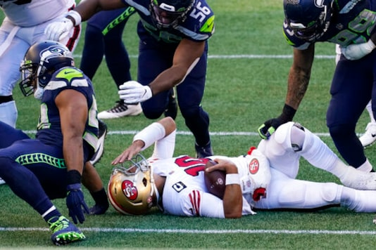 Injuries Derail 49ers' Attempt To Build On Super Bowl Run